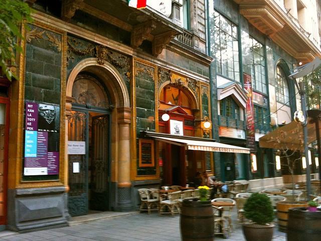 Casa de la Fotografía de Budapest