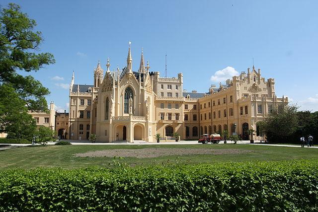 Castillo de Lednice