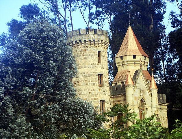 Castillo Marroquín en Colombia