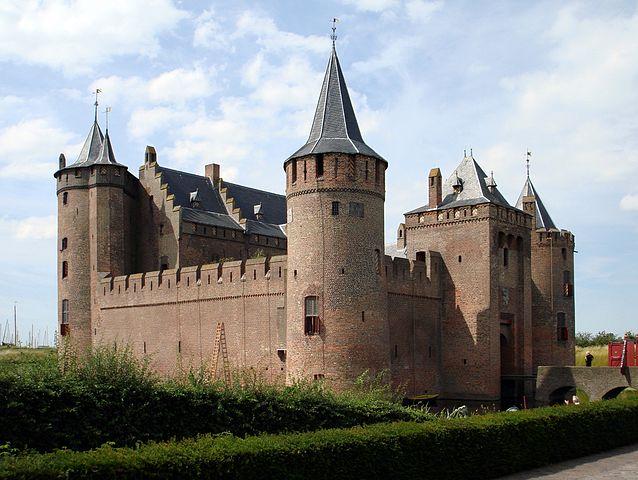 Castillo de Muiden