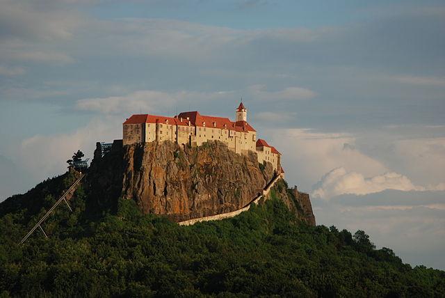 Castillo Riegersburg en Estiria