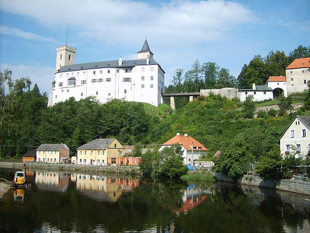 Palacio de Schwarzenberg en Praga