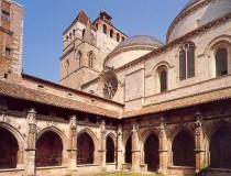 Catedral de Cahors de Francia