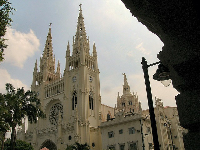Catedral de San Pedro en Guayaquil