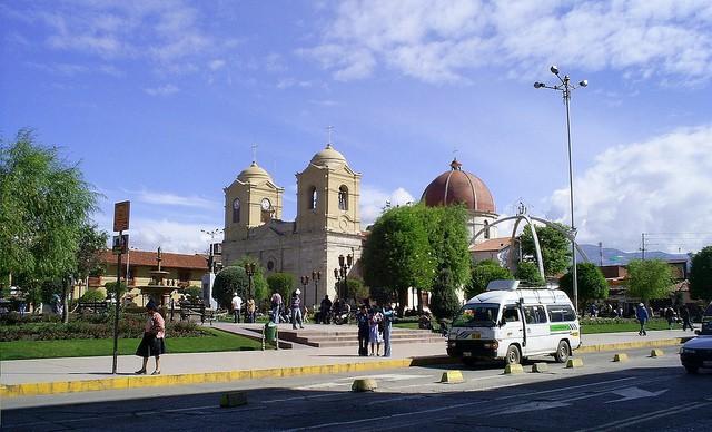 Cerro de la Libertad de  Huancayo