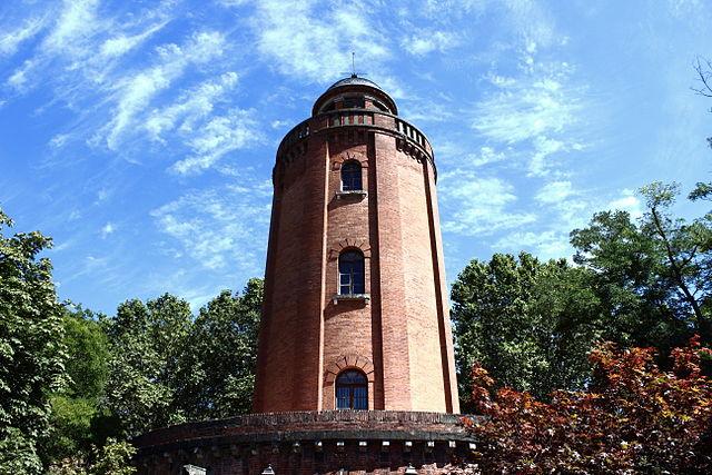 Chateau d´Eau de Toulouse