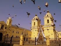 Iglesia de San Francisco en Lima