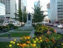Memorial Adam Beck en Toronto