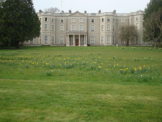 Casa Farmleigh en Irlanda
