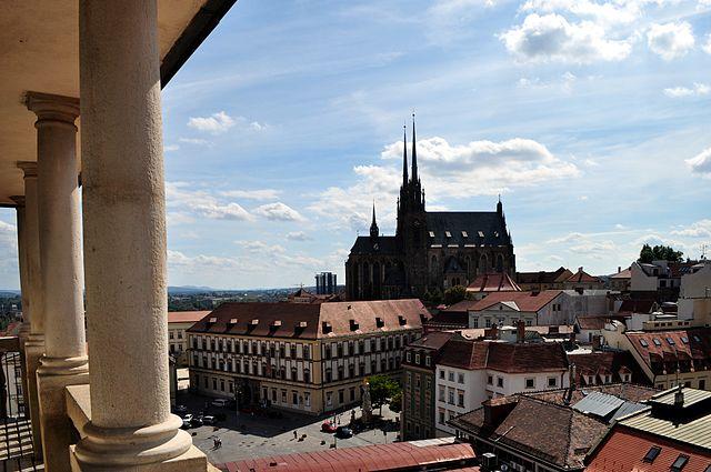 Galería de Arte Aspekt en Brno
