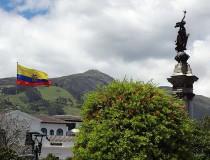 Parque Guápulo en Quito