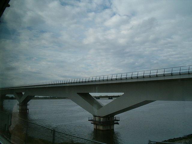 Río Diep en Holanda