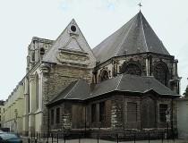 Iglesia de Santa Catalina de Lille