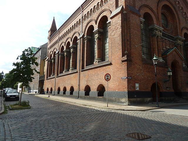 Iglesia de Jerusalén en Copenhague
