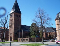 Iglesia de San Agustín en Dinamarca
