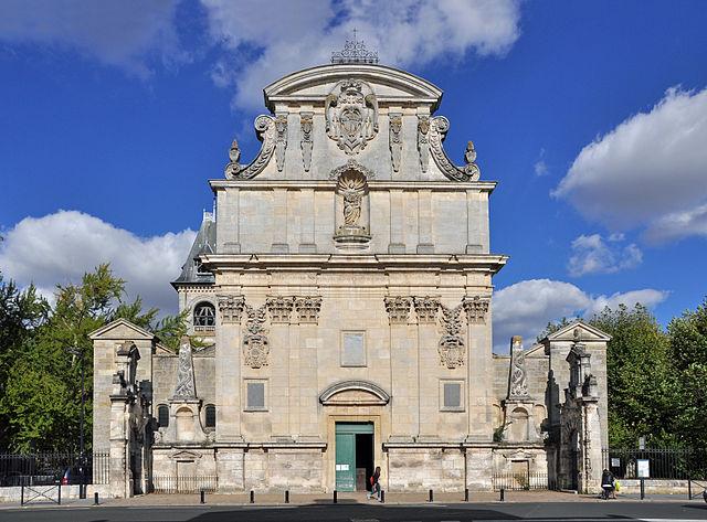 Iglesia de San Bruno en Burdeos