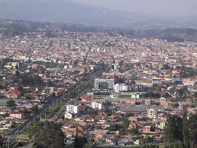 Iglesia de San Francisco en Cuenca