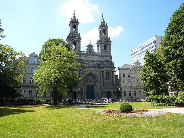 Iglesia de San José en Bruselas