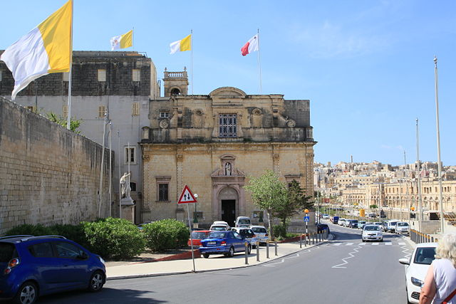 Iglesia y Priorato de Santa Teresa