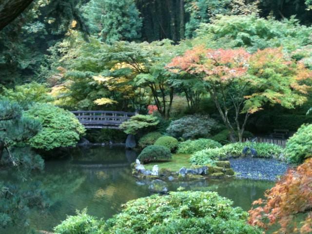 Jardín Japonés de Portland