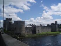 Castillo de Glenquin de Limerick