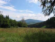 Montaña Kékes en Hungría