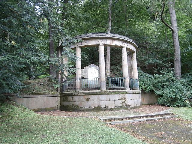 Monumento Friedrich Schiller