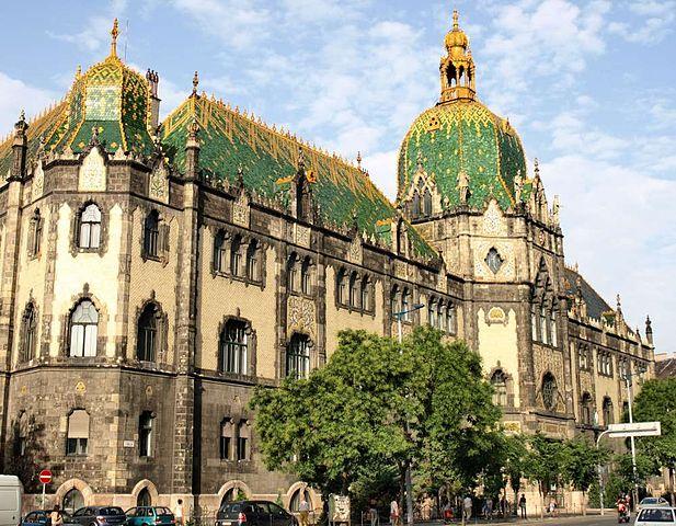 Museo de Art Nouveau de Hungría
