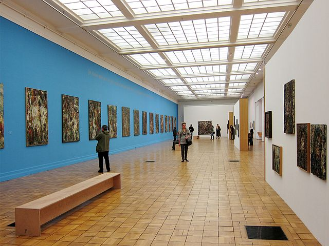 Museo Muba Eugène Leroy