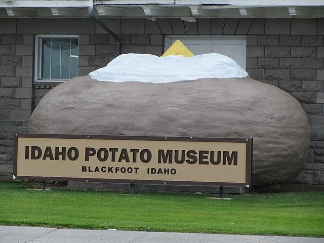 Museo de la Patata de Idaho