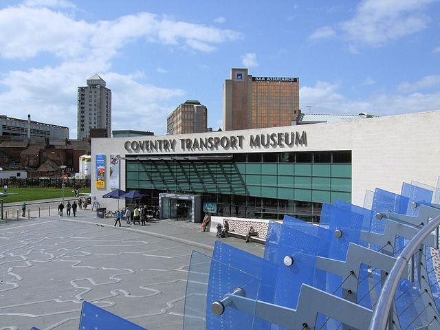Museo del Transporte en Conventry