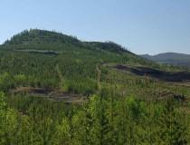 Nazko Cone, volcán en Canadá