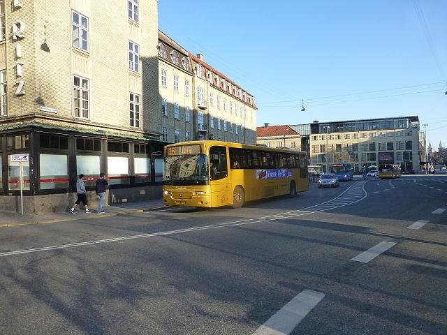 Relieve de Ole Romer en Aarhus