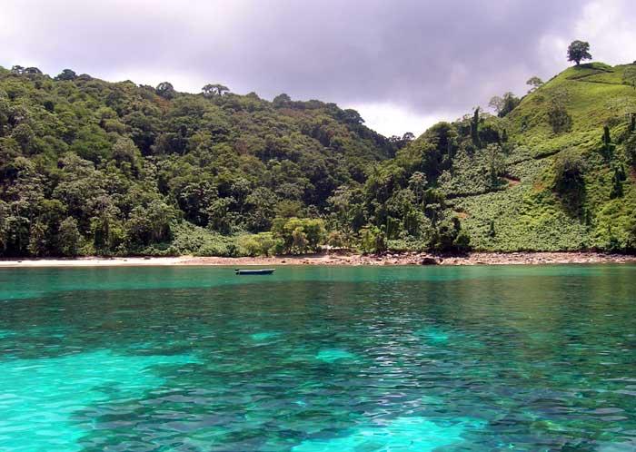Parque Nacional Isla del Coco