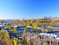 Parque Jean-Drepeau en Montreal