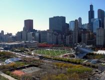 Parque del Milenio en Chicago