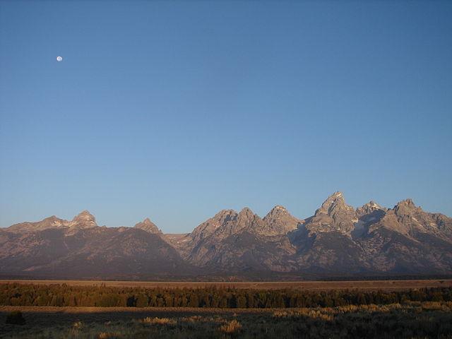 Parque Nacional de Grand Tetón