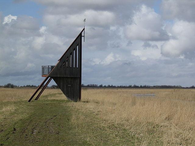 Parque Nacional Lauwersmeer en Holanda