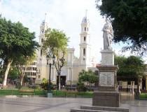 Plaza de Ignacio Merino de Piura