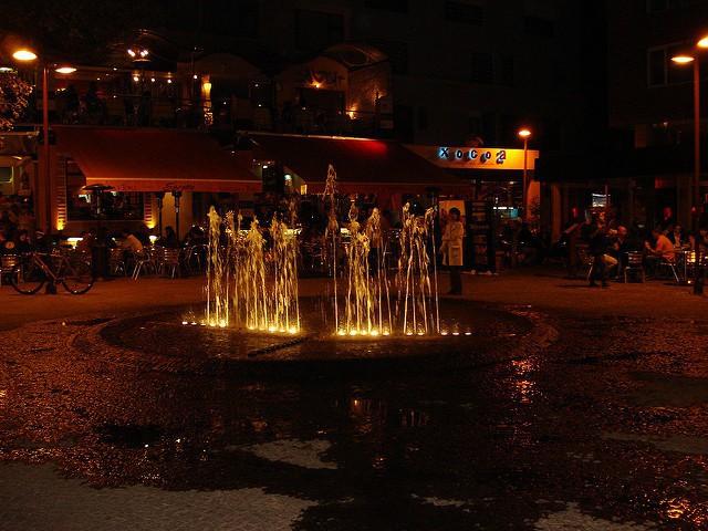 Plaza Foch de Quito