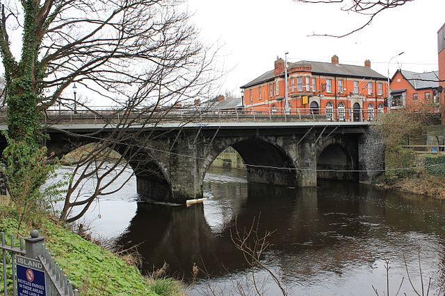 Puente de Anna Livia en Chapelizod