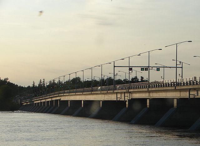 Puente Champlain de Ottawa