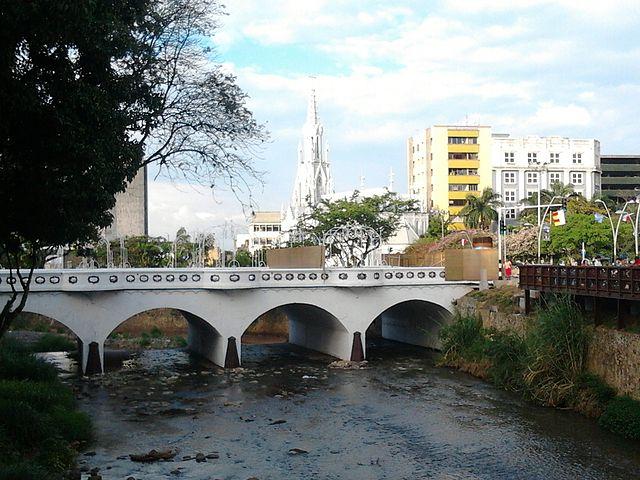 Puente Ortiz en Cali