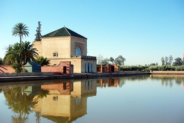 Galería Riad Yima en Marrakech