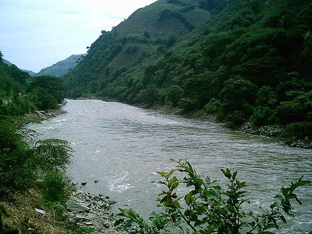 Valle de Aburrá en Colombia