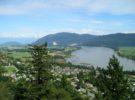Río Fraser en Canadá