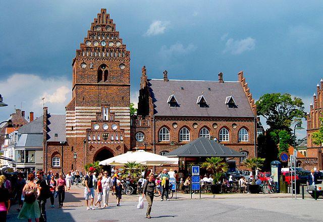 Columna de la Libertad de Roskilde