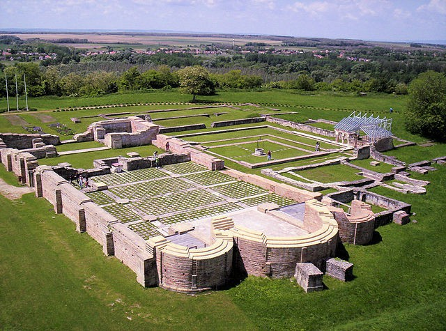 Ruinas de la Abadía de Saint Egyed