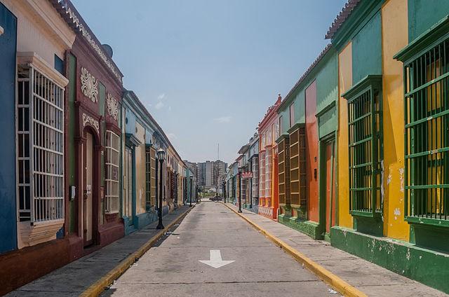 El Saladillo en Maracaibo