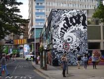 See No Evil, arte callejero en Bristol